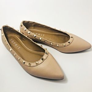 ESPRIT Flat Shoes with Studs